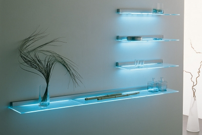CAFIM Lighting shelves