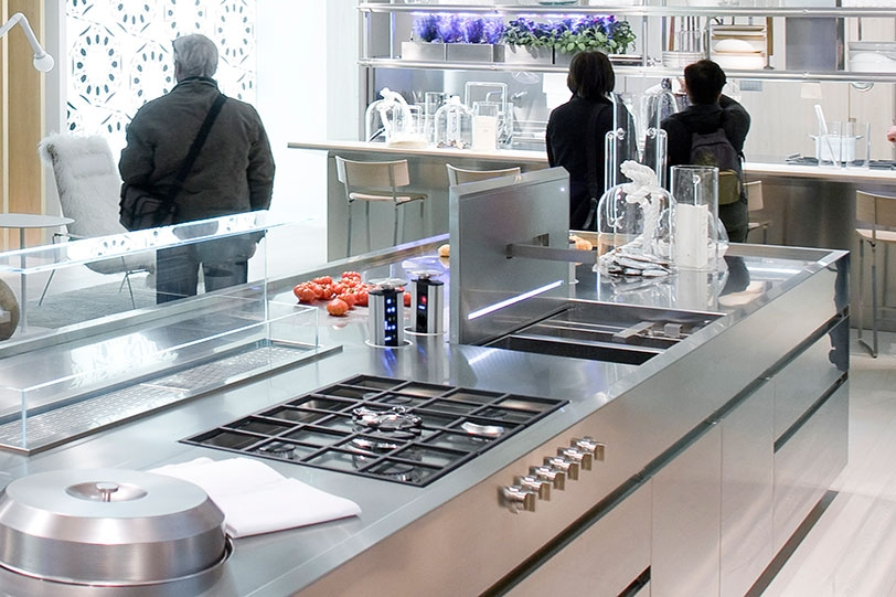 INDESIT SCHOLTES Hide kitchen